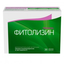 Buy Phytolysin capsules 36 pcs