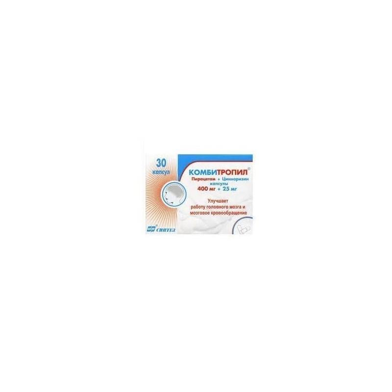 Buy Combitropil capsules 30 pcs