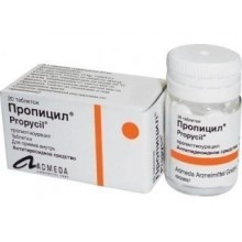 Buy Propycil pills 50 mg, 20 pcs