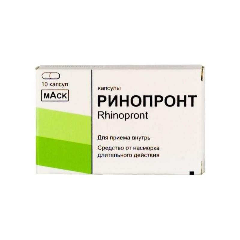 Buy Rhinopront® capsules 10 pcs