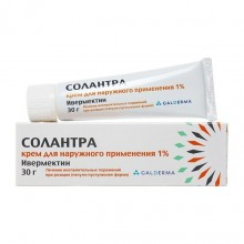 Buy Soolantra® cream 1% 30 g
