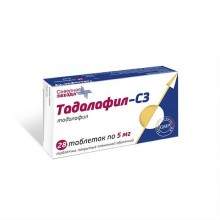 Buy Tadalafil-SZ pills 5 mg 28 pcs