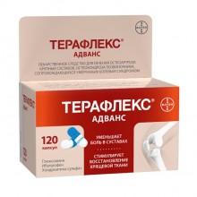 Buy Theraflex Advance capsules 250 mg + 100 mg + 200 mg capsules 120 pcs