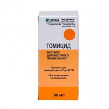 Buy Tomicid vials 90 ml