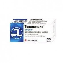 Buy Topalepsin pills 50mg 30pcs