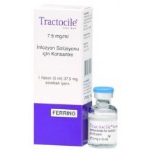 Buy Tractocile bottle 7.5 mg/ml, 5 ml