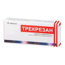 Buy Trekrezan pills 200 mg, 10 pcs