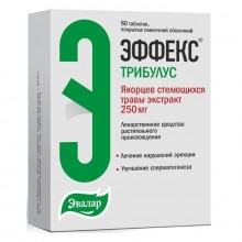Buy Effex Tribulus pills 250 mg 60 pcs