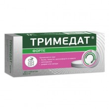 Buy Trimedat Forte pills 300 mg 20 pcs