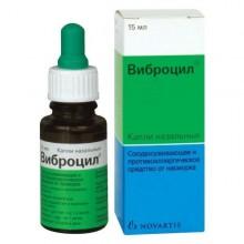Buy Vibrocil drops 15 ml
