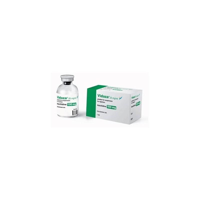 Buy Vidaza lyophilisate 100 mg vial 1 pc.