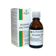 Buy Wormwood tincture tincture 25 ml