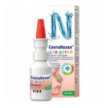 Buy SeptaNazal spray 0.05 mg + 5 mg/dose 10 ml