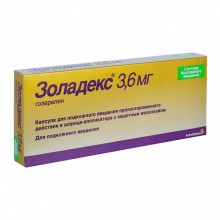 Buy Zoladex syringe 3.6mg syringe applicator