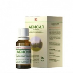 Buy Abisil solution 20%, 15 ml