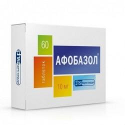 Buy Afobazole pills 10 mg, 60 pcs