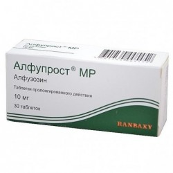 Buy Alfuprost MR pills 10 mg, 30 pcs