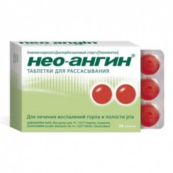 Buy Neo-Angin pills 24 pcs