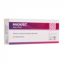 Buy Anazales pills 1mg 28 pcs