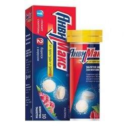 Buy AnviMax® effervescent pills 10 pcs