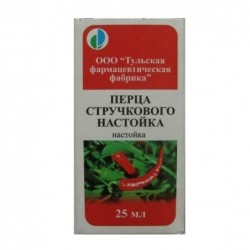 Buy Chilli pepper tincture tincture 25 ml